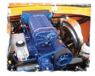 525HP EFI Stage 2  Blue  (MOAIC Core)