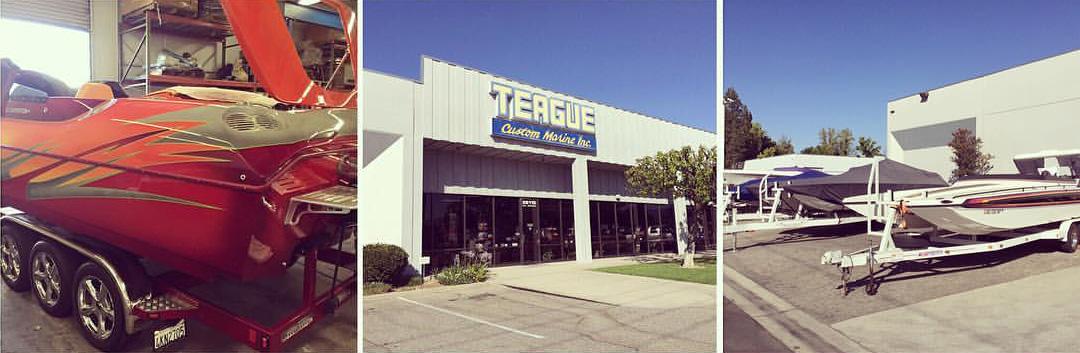 Teague Custom Marine |Quality Service & Maintenance