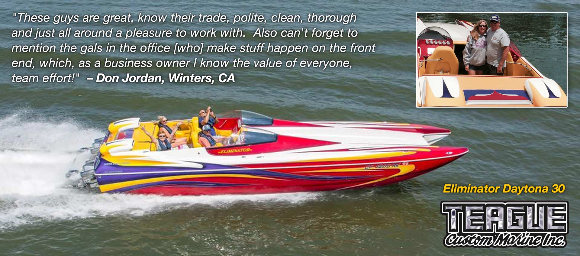 Performance Marine Parts | Ski Boat Parts Online | Teague