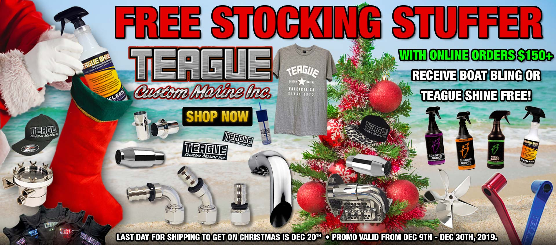 Image Offering Teague Stocking Stuffers