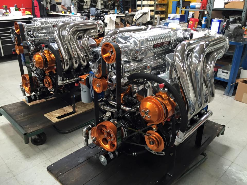 Teague Custom Marine |Custom Engines