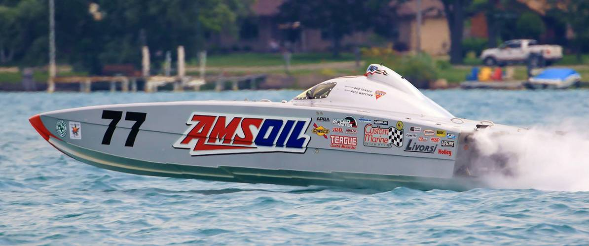 AMSOIL Offshore Continues Winning Tradition   Teague Custom