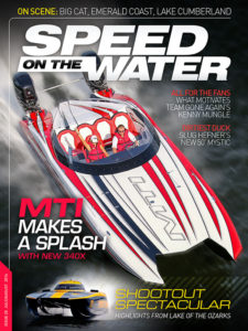 As Seen In Speed On The Water, Issue 20; July/August 2016