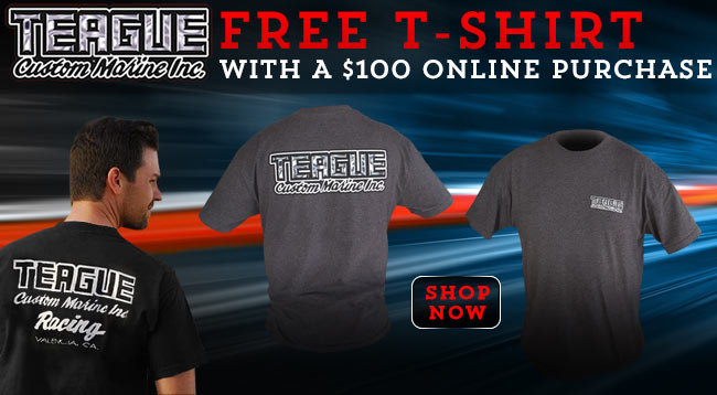 Free T-Shirt - SHOP NOW