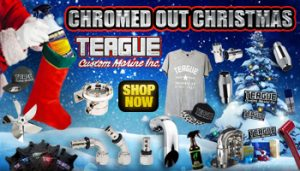 Have a Chromed Out Christmas and get a FREE Stocking Stuffer