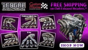 Complimentary Shipping on CMI Headers!